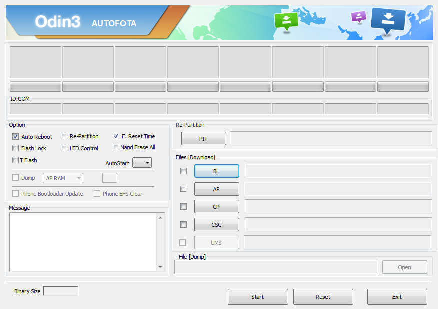 Download Odin 3.10 for free Direct Link (latest Version)