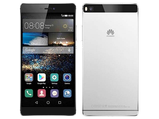 How to Root Huawei P8 & Install TWRP
