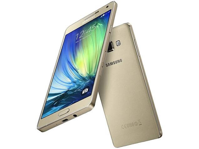 Root Galaxy A7 A700FD on Android 5.0.2