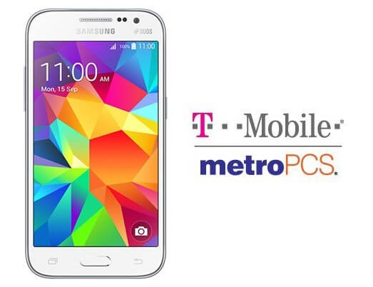 Root Galaxy Core Prime SM-G360T1(MetroPCS) & Install TWRP