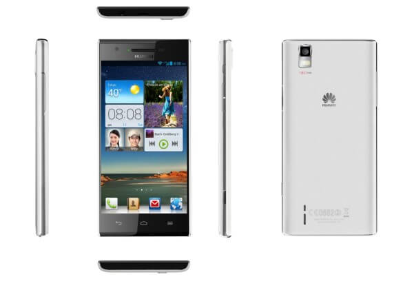 How to Root Huawei Ascend P2-6011 Without PC