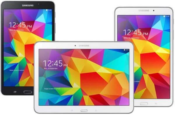 Install T337VVRU3BOH2 Android 5.1.1 Lollipop Update on Verizon Galaxy Tab 4 8.0 SM-T337V