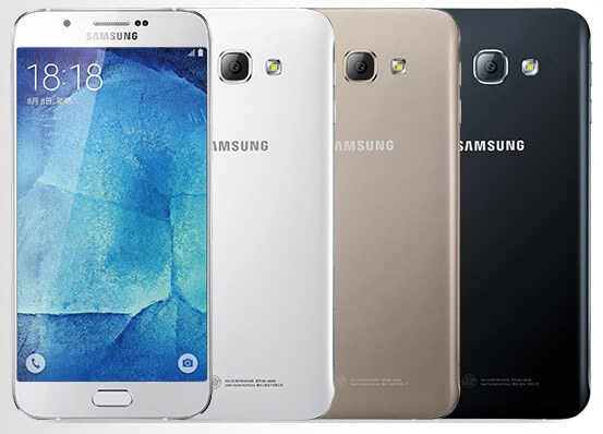 Root Samsung Galaxy A8 With Odin