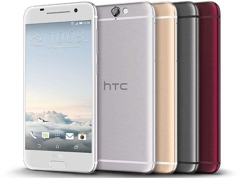 Download the latest HTC One A9 RUU