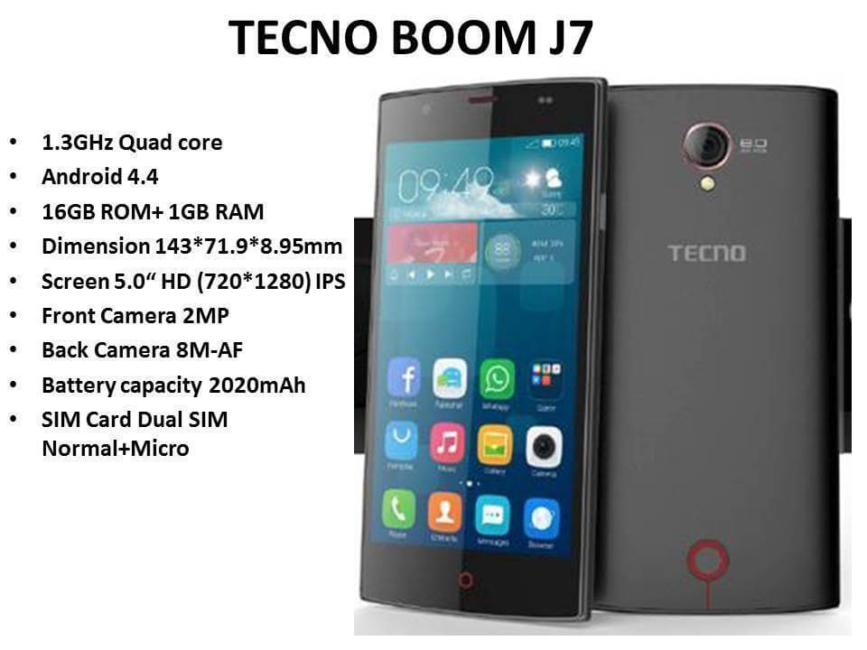 How to Root Tecno Boom J7 without Computer / PC