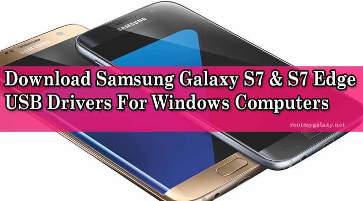 Download Samsung Usb Driver Galaxy S7