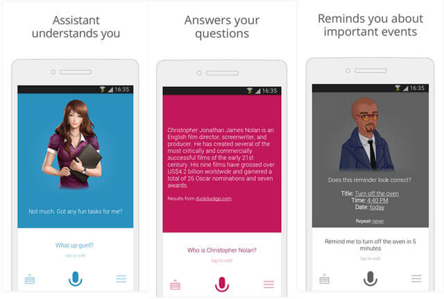 Assistant Best Personal Assistant Apps for Android Device