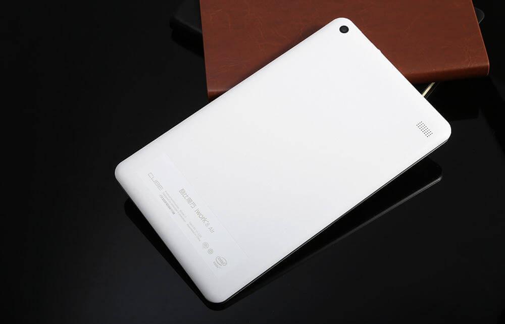 CUBE iWork8 Air Table Design