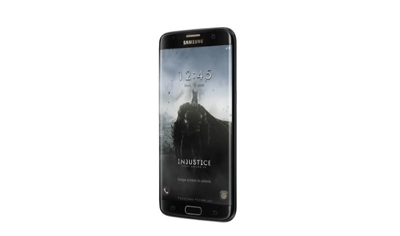 Galaxy S7 Edge Injustice Edition Stock