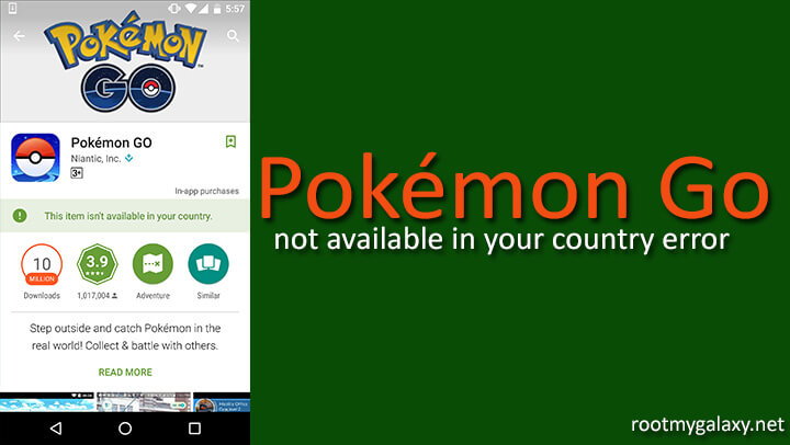 This Content Is Not Available In Your Country