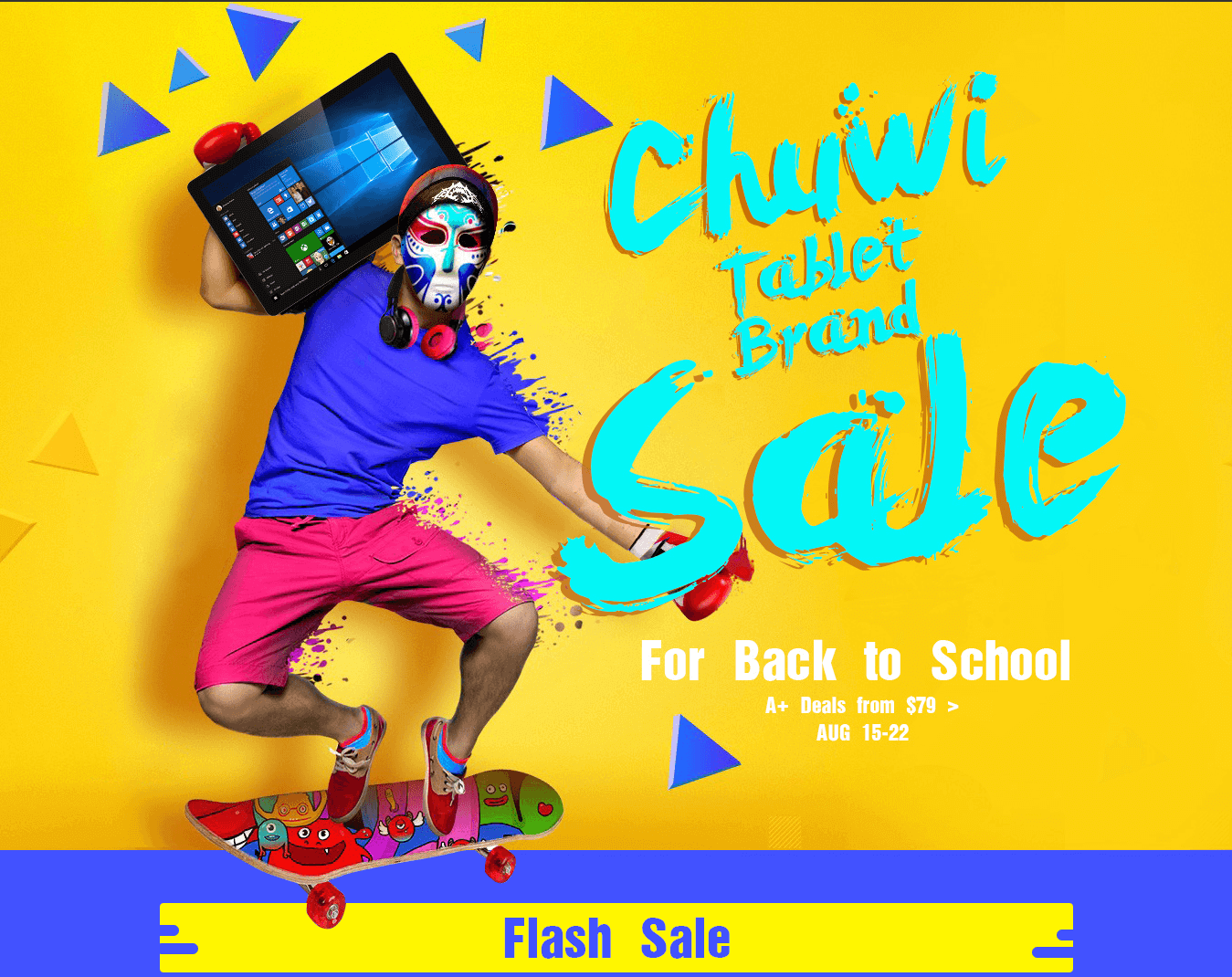 Chuwi tablet Brand Sale On Gearbest
