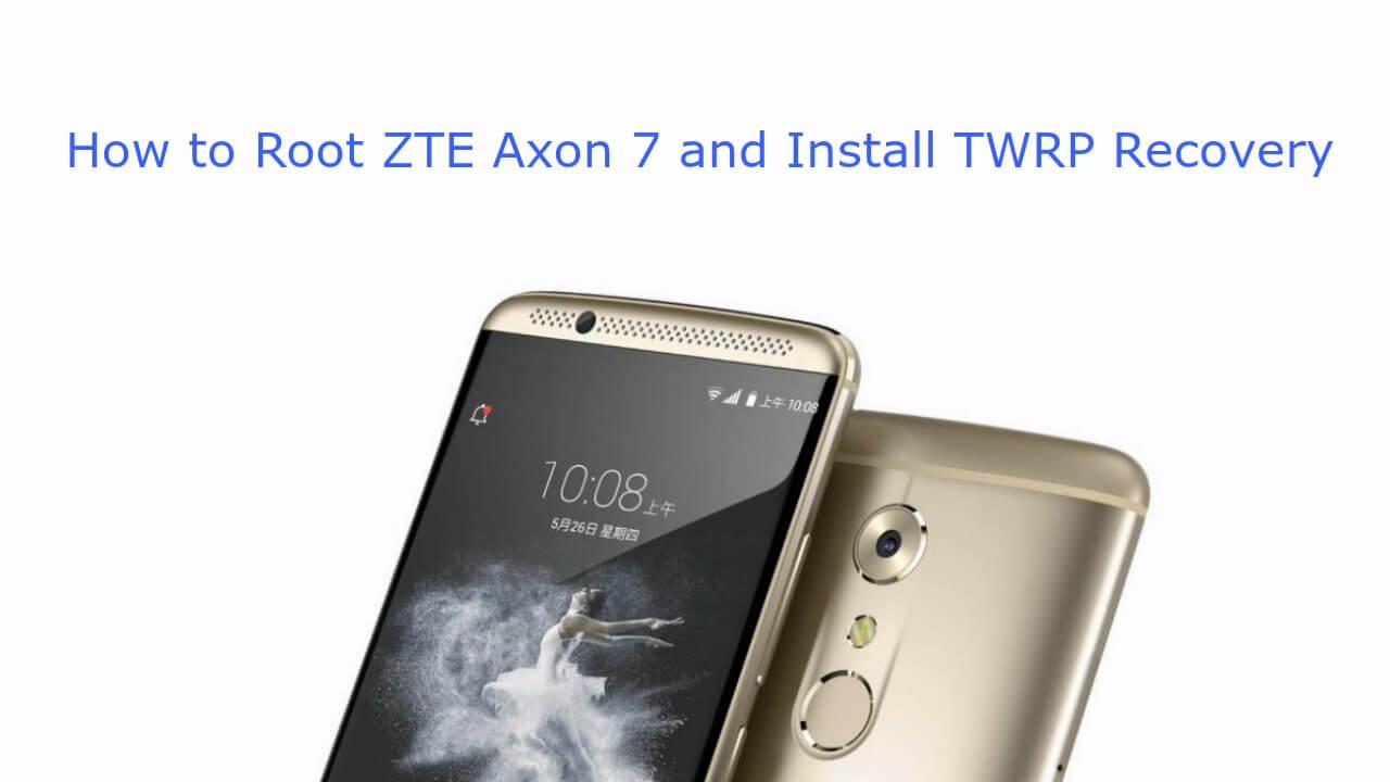 zte axon root would copy