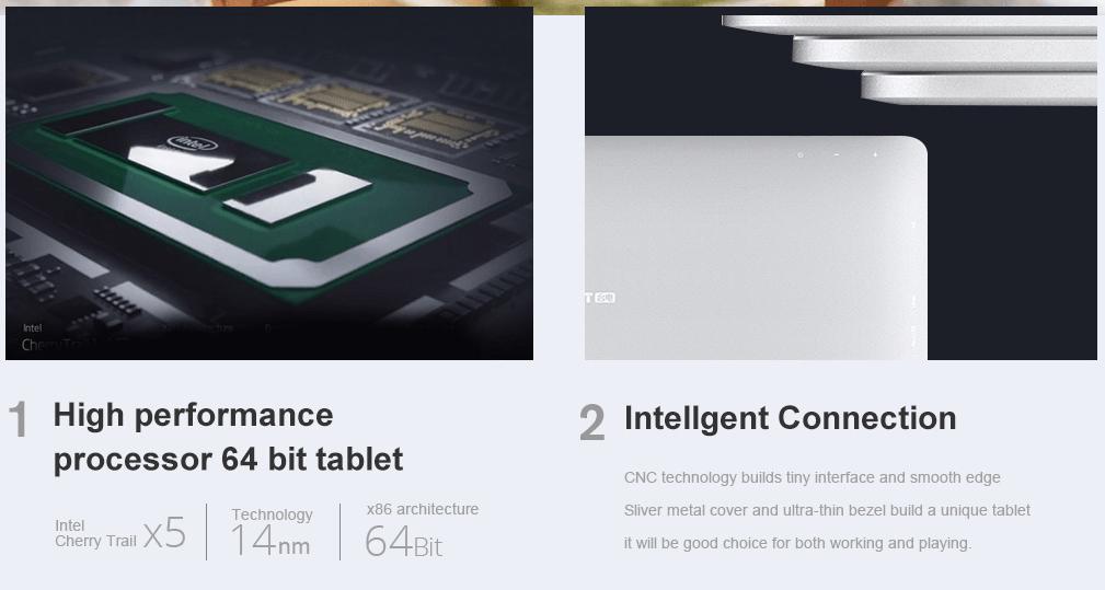 Teclast Tbook 16 Pro Intel