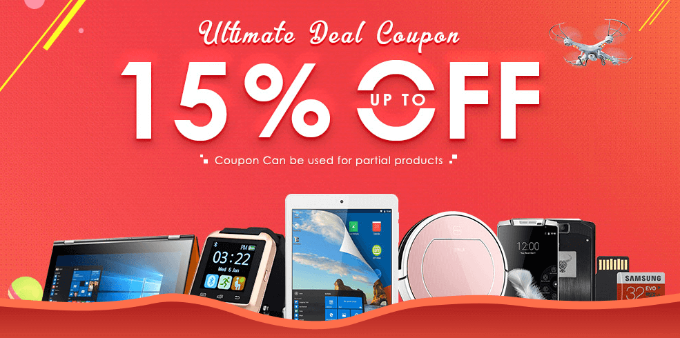 Gearbest's Best Electronics and Gadgets Flash Sale