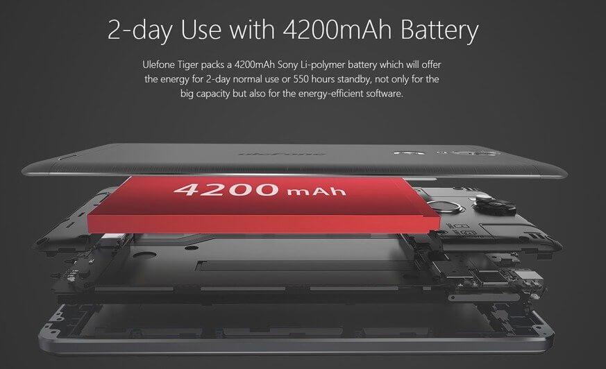 ulefone-tiger-4g-battery-life