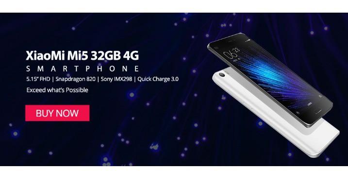Xiaomi Brand Promotional Sale