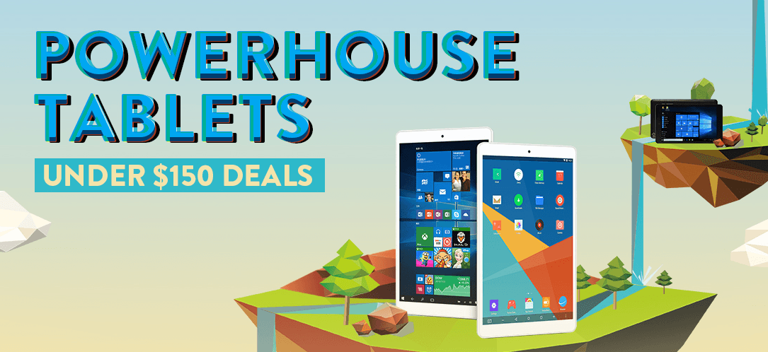Gearbest's Best Budget Tablets Sale