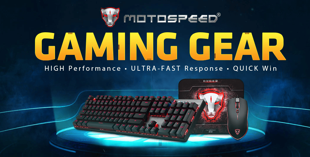 Gearbest's High Performance Gaming Gears Flash Sale