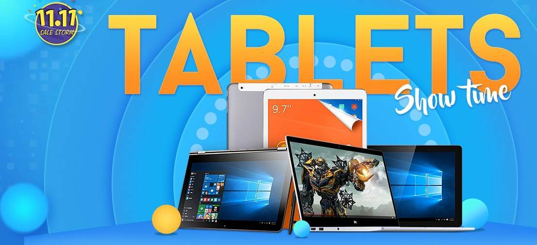 Top Brand Tablets Promotional Sale