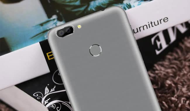 OUKITEL U20 PLUS LEAK