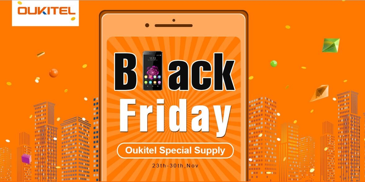 OUKITEL U20 Plus New features & Black Friday Special Offer