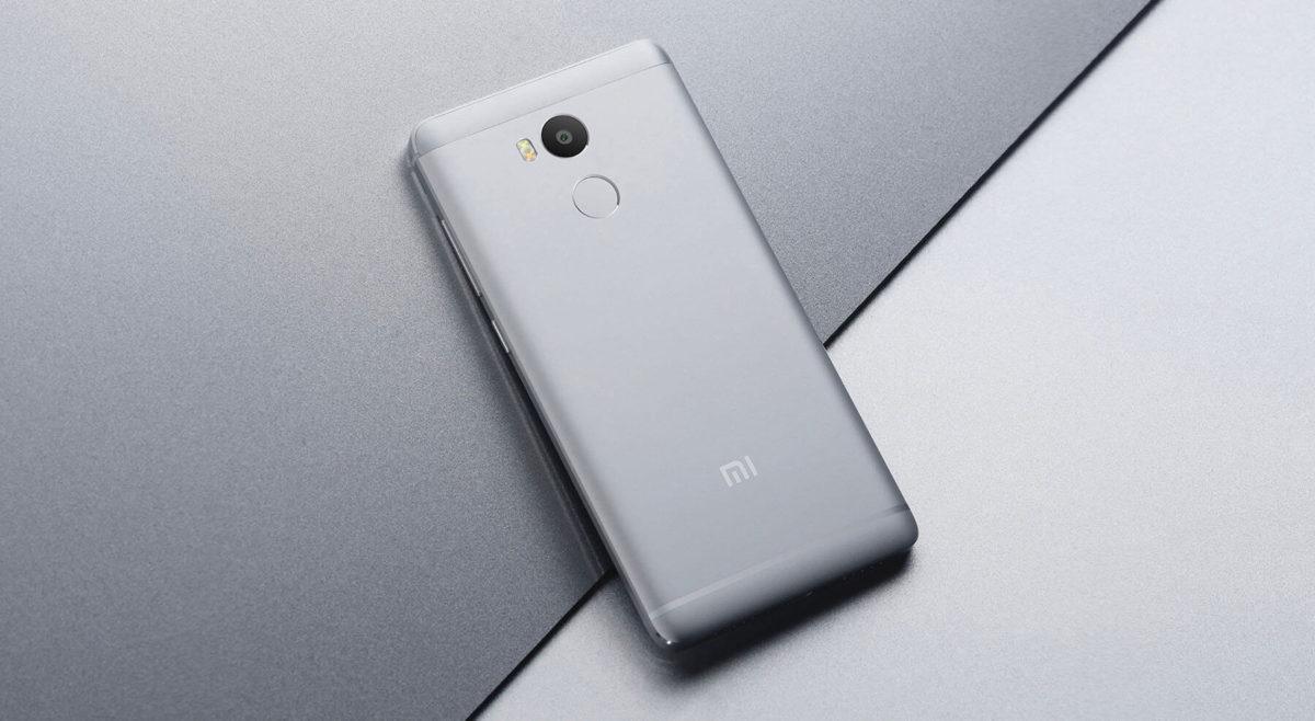 Xiaomi Redmi 4 4G Smartphone Camera