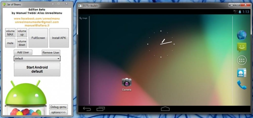Эмулятор Android 4 Для Windows 7 Скачать