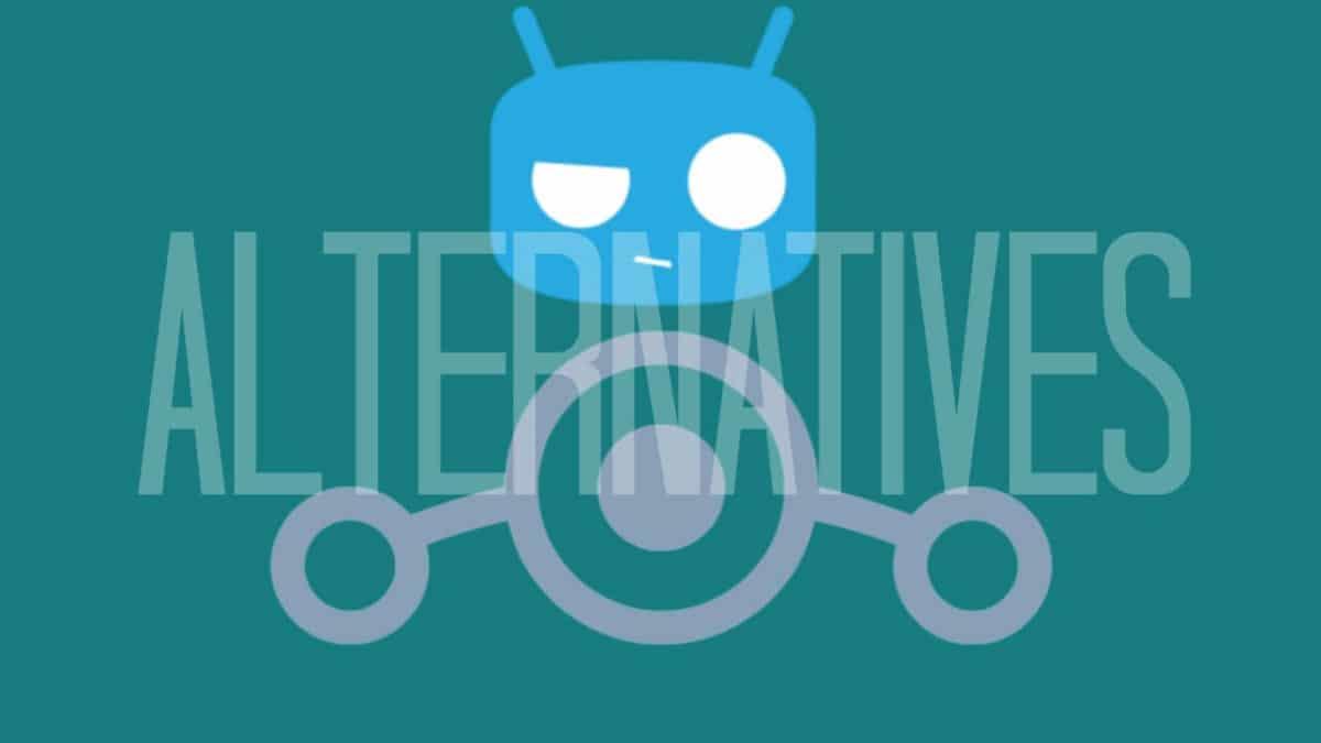 Top 5 CyanogenMod Alternatives