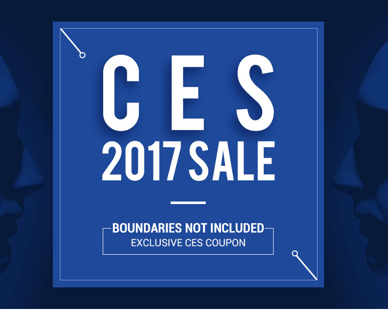 Gearbest's Ultimate CES First Sale Of 2017