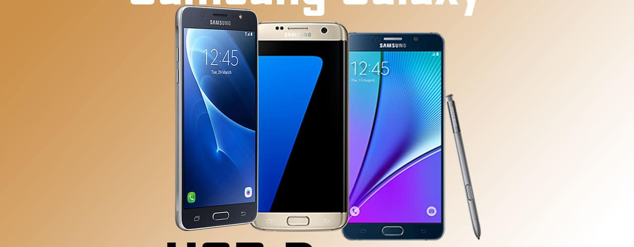 Download Latest Samsung Galaxy USB Drivers (v1.5.61)