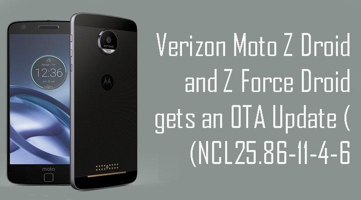 NCL25.86-11-4-6 OTA Update