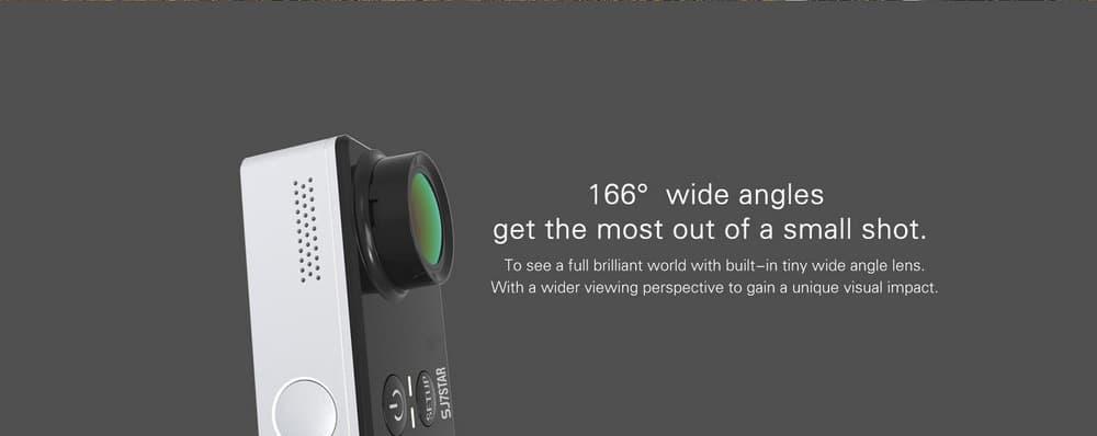 Original SJCAM SJ7 STAR WiFi 4K Sports Camera