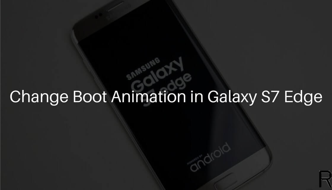 Boot Animation