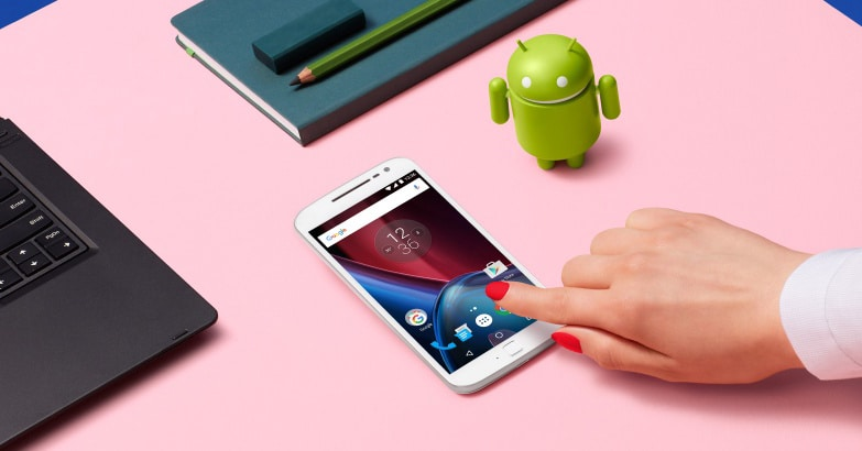 Android 7.1.1 update for Moto G4 Plus finally enters testing