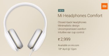 Xiaomi headphones