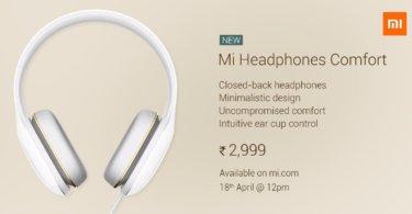 Xiaomi headphones