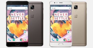 OnePlus 3T to start rolling out updates for Hydrogen OS 3.0 version 2