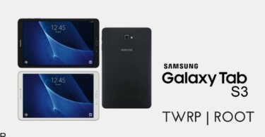 TWRP and Root Galaxy Tab S3