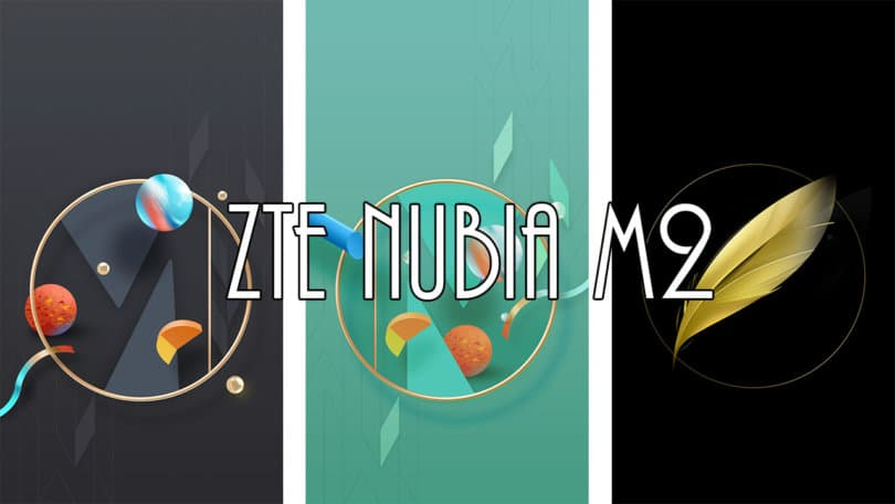 Download stock wallpapers for ZTE Nubia M2