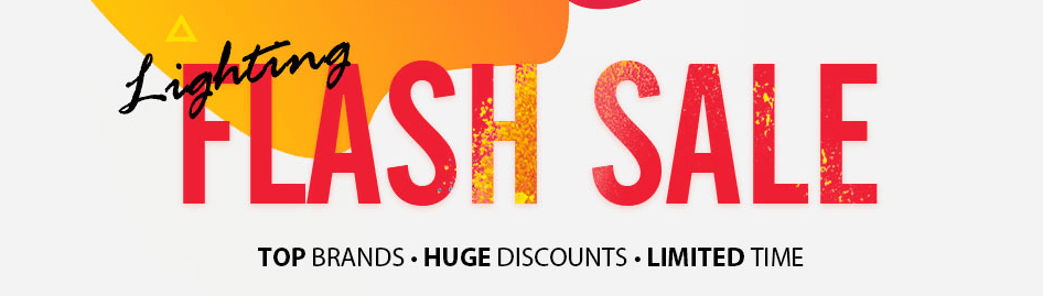 Gearbest Online Lightning Flash Sale