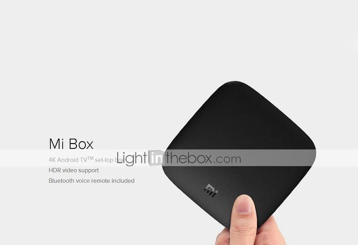mi box android tv short review and best deal