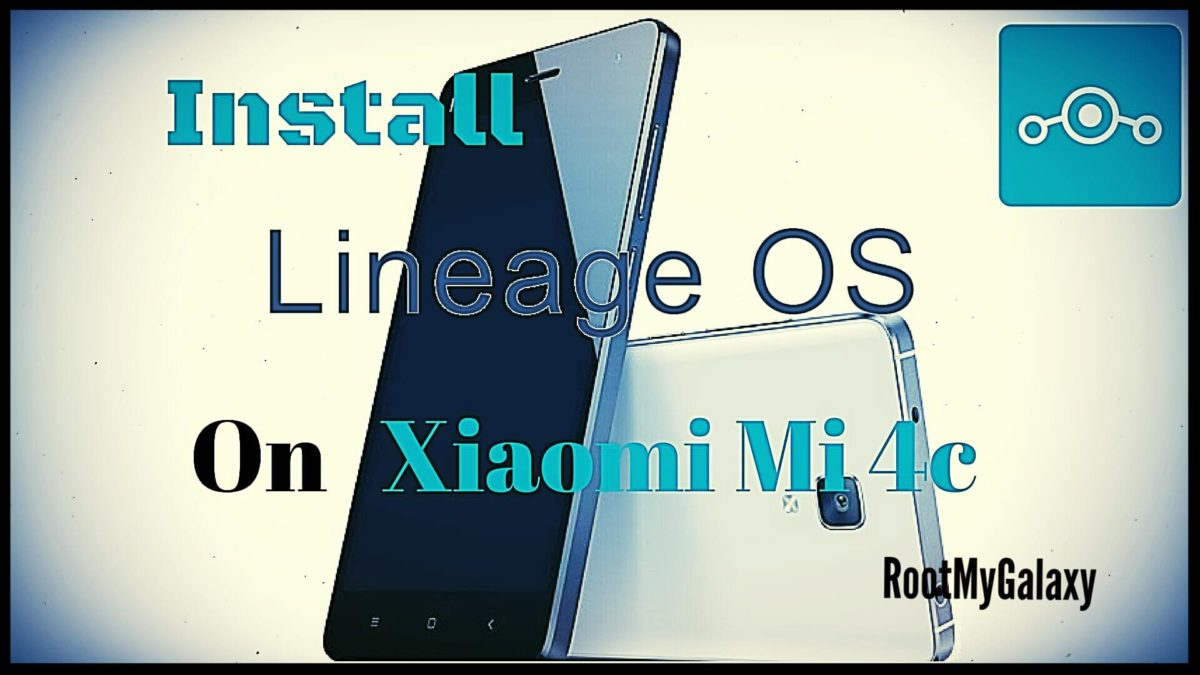 Lineage Os 14.1 On Xiaomi 4C