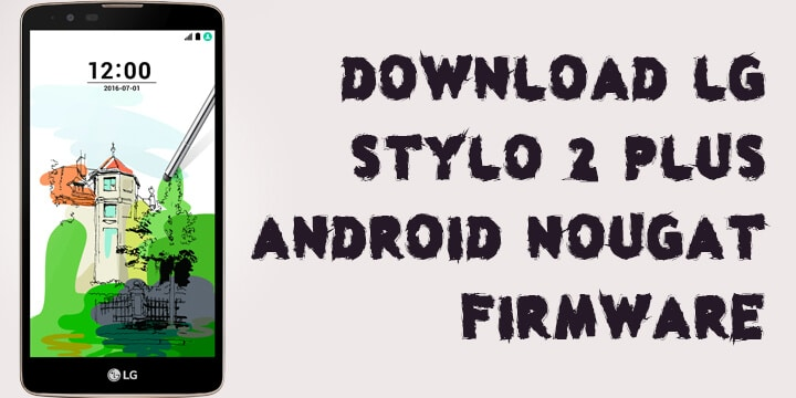 Lg Aristo 2 Stock Firmware Download