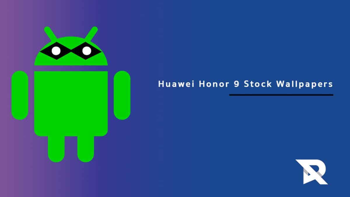 Downloas Huawei Honor 9 Stock Wallpapers