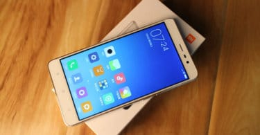 MIUI 8.2.4.0 Global Stable ROM on Redmi Note 3