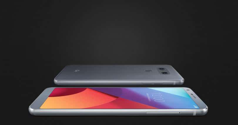 Download GApps For LG G6 (Nougat / Oreo)