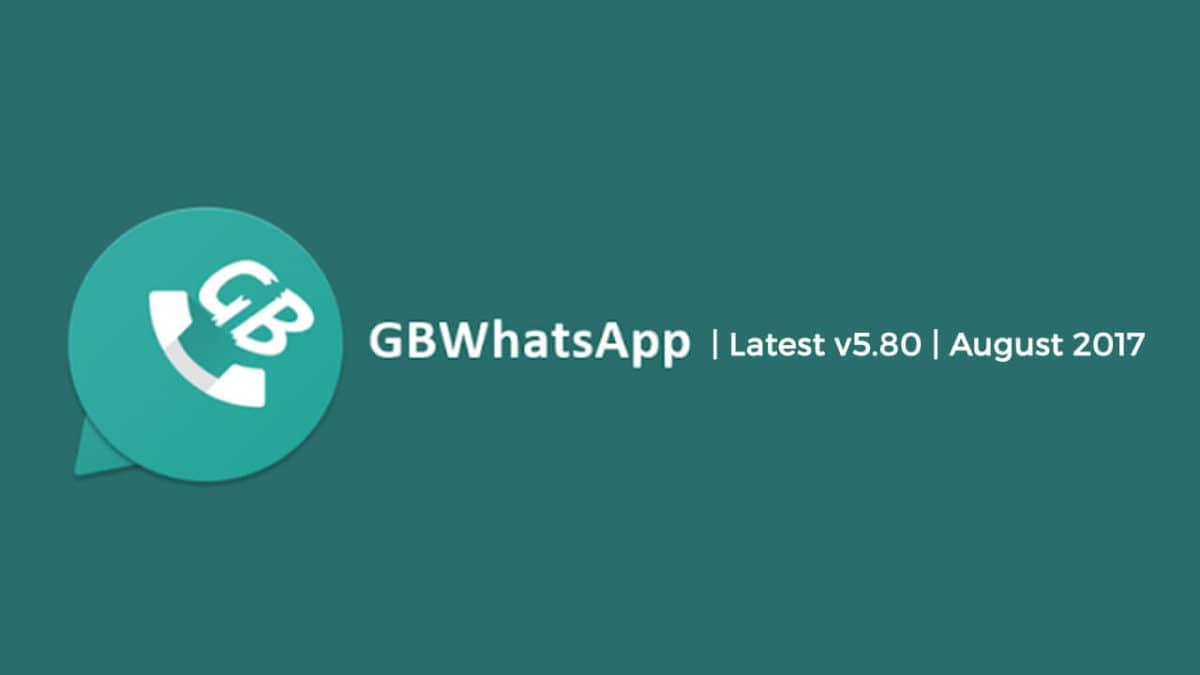Download Latest GB WhatsApp 5.80