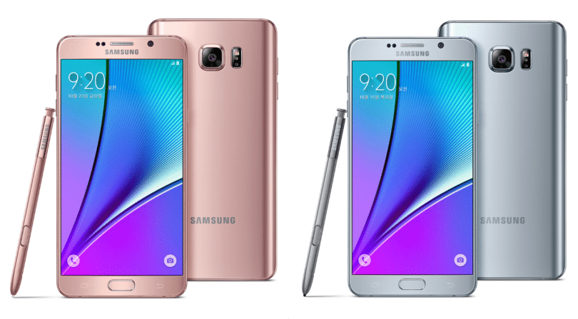 Download N920IDVU3CQG2 July Security Patch For Galaxy Note 5