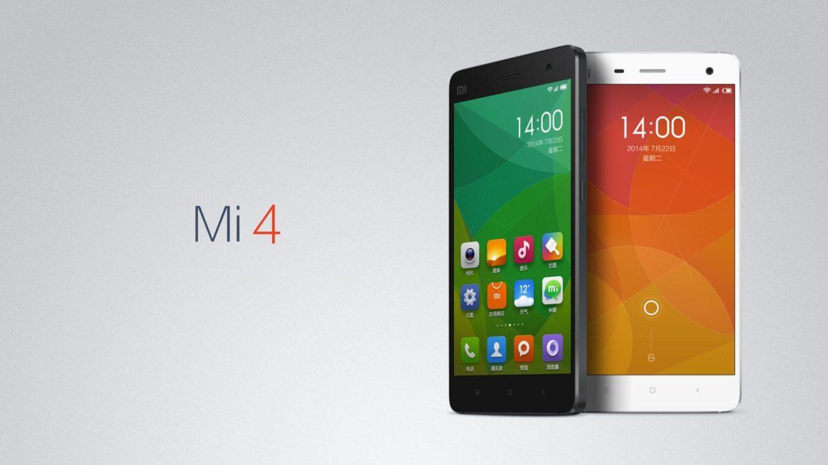 Android Oreo 8.0 AOSP ROM on Xiaomi Mi 3 and Mi 4