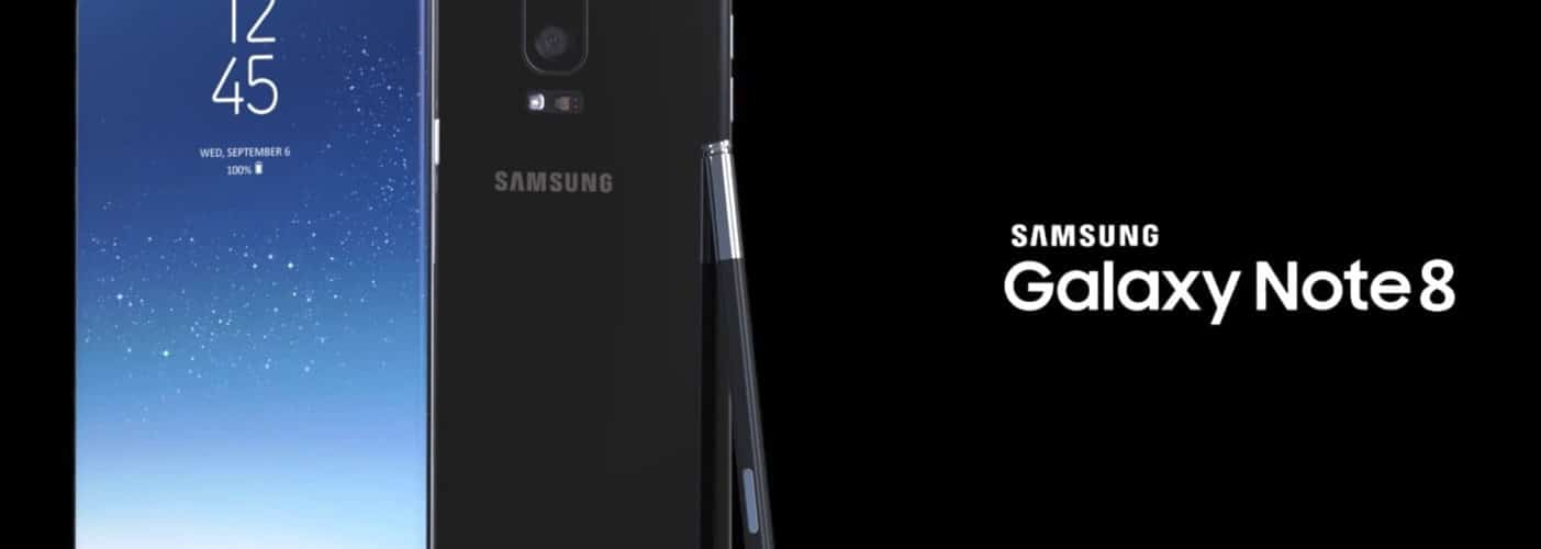 Download GApps For Samsung Galaxy Note 8 On Nougat or Oreo